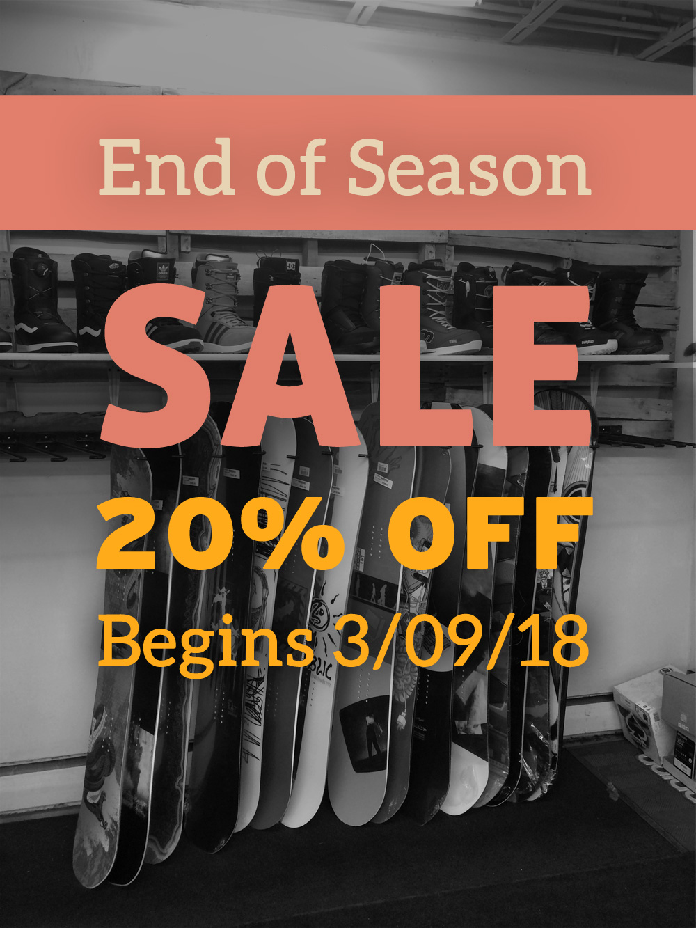 Cal Surf end of season SALE